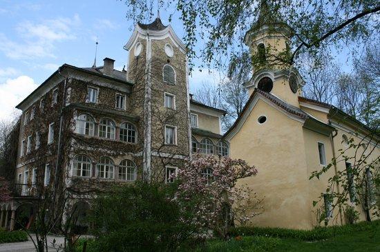 Schloss Haunsperg in Spring #B
