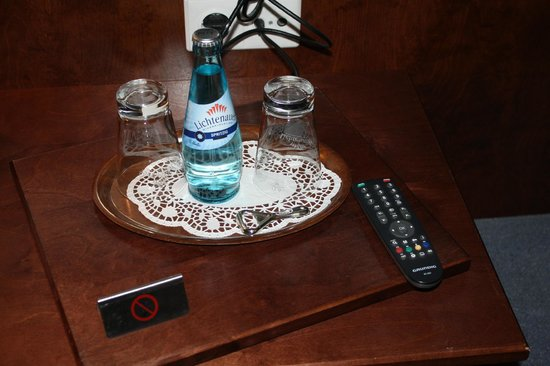 Hotel Kipping : Mineral water for free