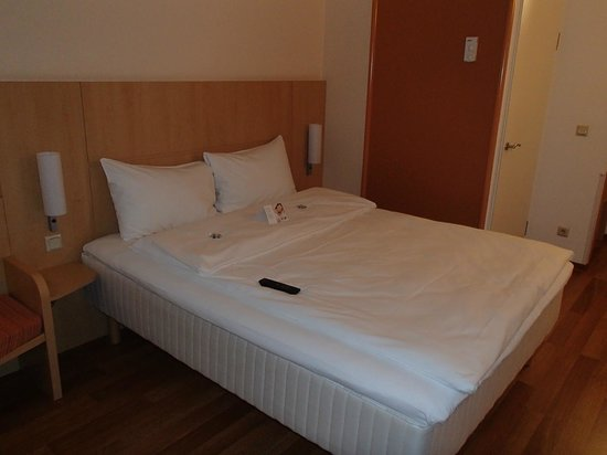 Hotel Ibis Wien Messe: Comfortable nice bed