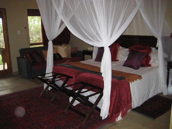 De Zeekoe Guest Farm: Lovely rooms