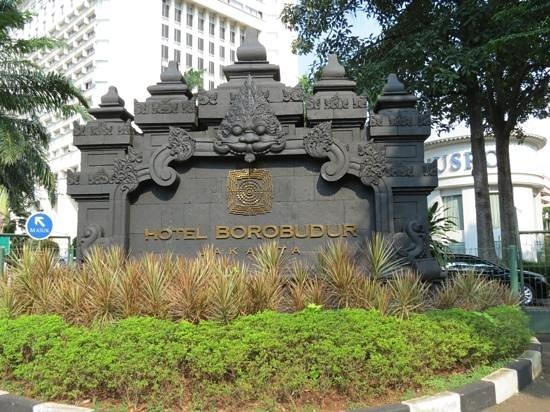 Hotel Borobudur Jakarta: Een onderschrift toevoegen