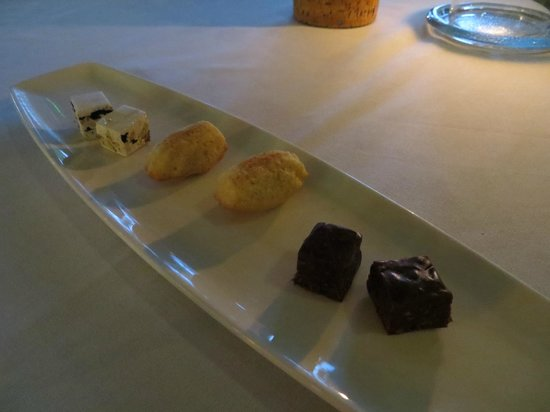 Dry Creek Kitchen: after dinner treats