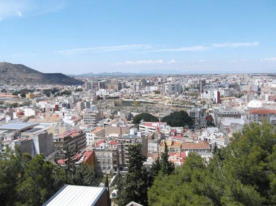 Castillo de la Concepción: Another view from the castle