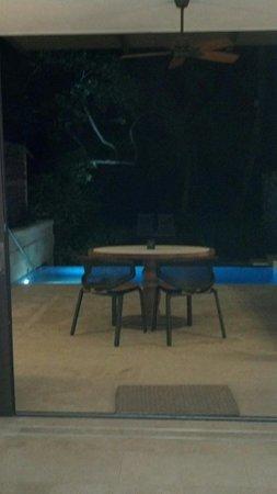 Dorado Beach, a Ritz-Carlton Reserve: Our own plunge pool!