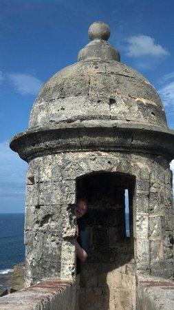 Dorado Beach, a Ritz-Carlton Reserve: Ol San Juan is but thirty minutes away