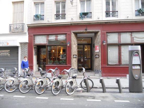 D'Enghien Hotel : Hotel d'Enghien