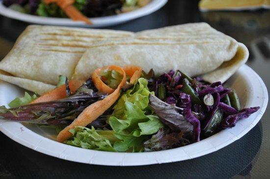 Momo's Food Emporium: Smokin' Henrietta, BEST Sandwich Fest winner 2011