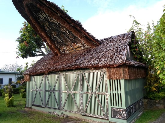 Madang Lodge Hotel: Craft Lodge