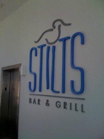 Stilts Bar & Grill: Stilts at the Marriott Vacation Resort