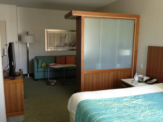 SpringHill Suites Grand Junction Downtown / Historic Main St: Divided area