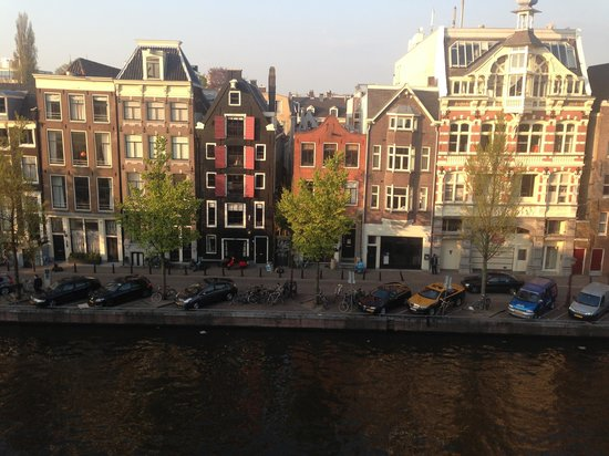 Guesthouse Prinsengracht 490: View from room