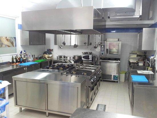 cucina - Picture of Ristorante Pascalo, Vietri sul Mare ...