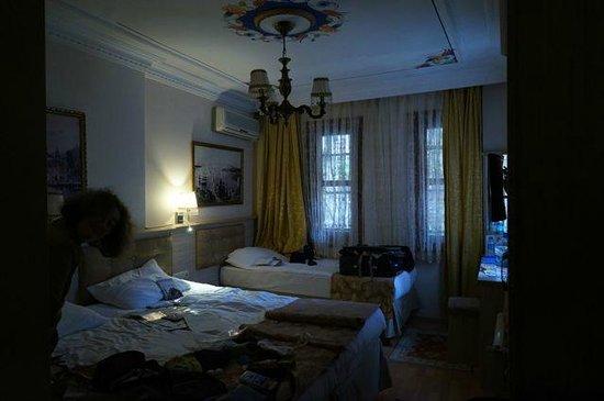 Tashkonak Hotel: Habitacion 102