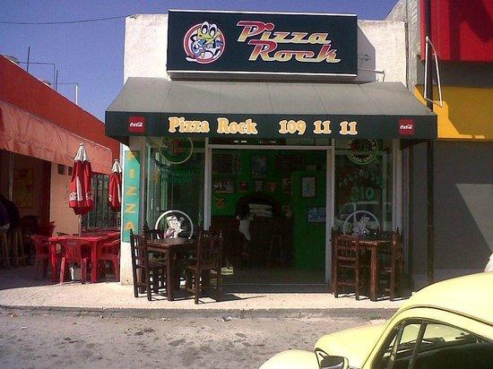 Pizza Rock: www.pizzarock.com.mx