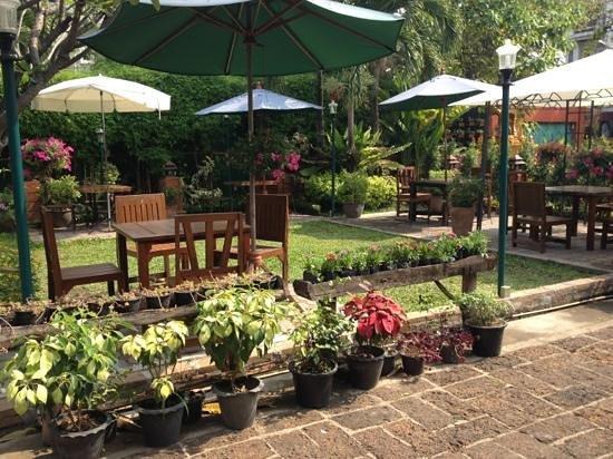Buri Gallery House: jardin