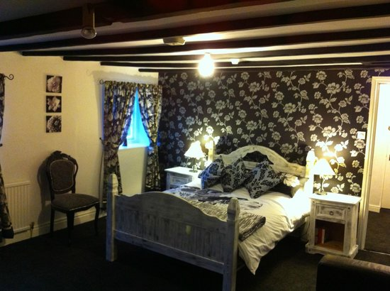 The Farmers Arms: Family en-suite room