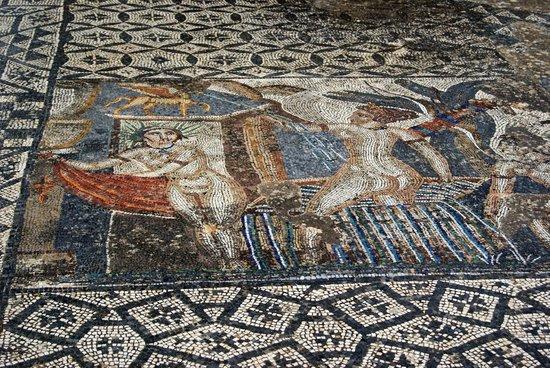 โวลูบิลิส: Mosaico