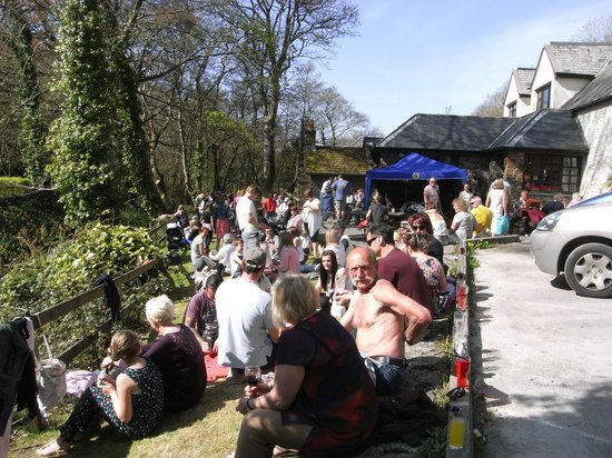 Sawmills Freehouse: Sunday afternoon