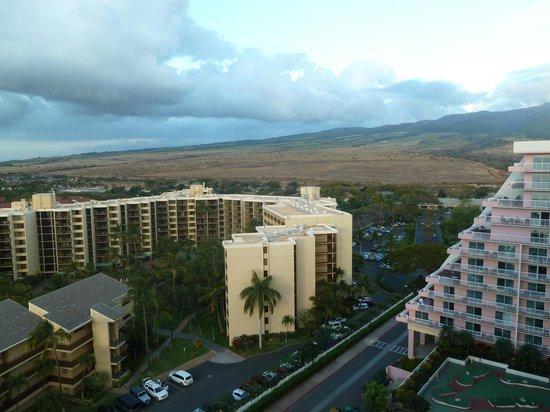 Ka'anapali Beach Club: Unit 1215 view to the north
