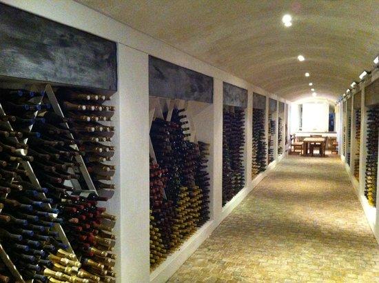 Boschendal Manor & Winery: Wine store