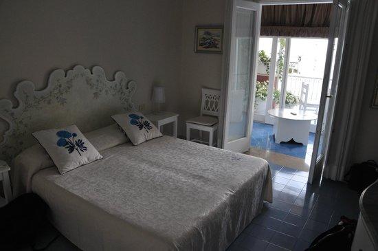 Villa La Tartana : The room