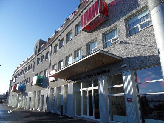 Hotel reykjavik marina picture of icelandair hotel for Design hotel reykjavik