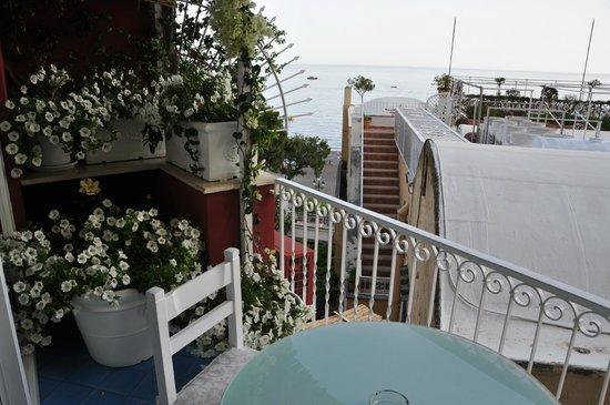 Villa La Tartana: The balcony