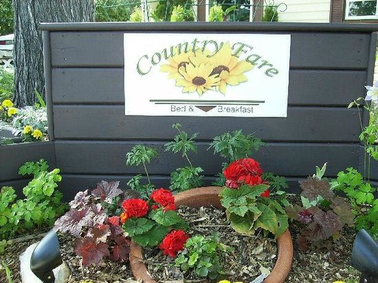 Country Fare Bed & Breakfast : Country fare B&B