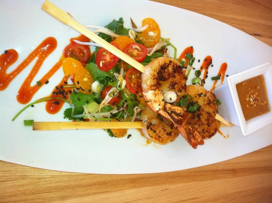 Sesame Asian Kitchen Ashland Oregon Menu