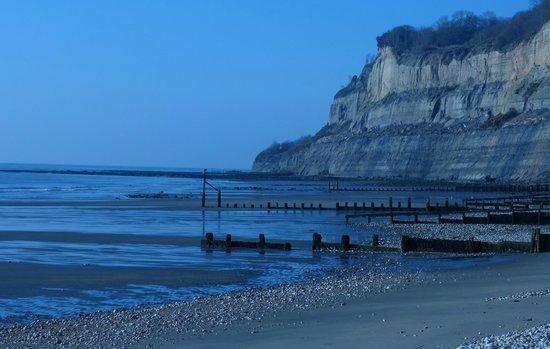 The Waterfront Inn: Beach