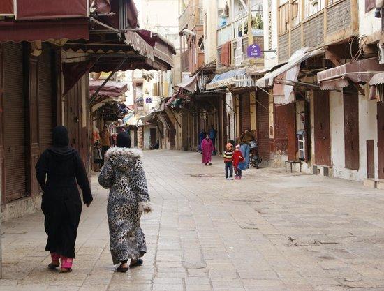 Médina de Fès : Entrata alla medina
