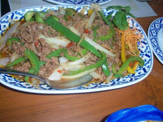 ผัดวุ้นเส้น - Picture of Thai Kitchen, Baton Rouge - TripAdvisor