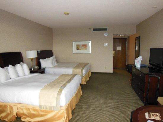 DoubleTree by Hilton Hotel Portland: My DoubleTree Room