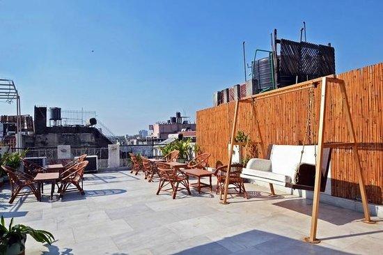 24 x 7 Rooftop Garden Cafe aka Tom Yum Thai Restaurant