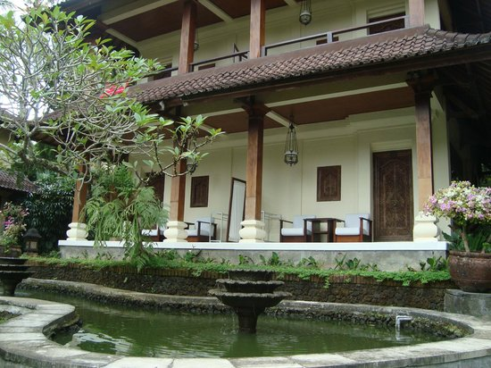 Pertiwi Resort & Spa: A family villa