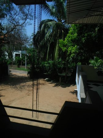 Nadeeja Guest House: View from room