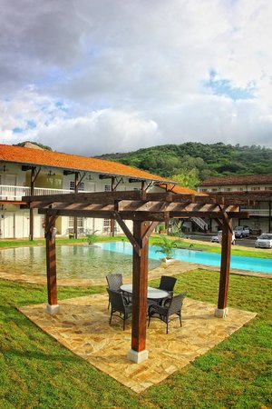 Hotel Luisiana: pool