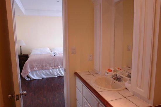 Hotel Luisiana: room 15 apartment suite