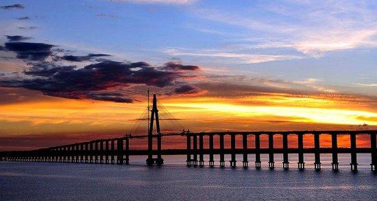 Go Inn Manaus: Ponte de Iranduba