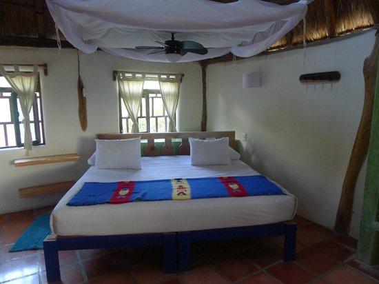 Zamas: My upgraded room