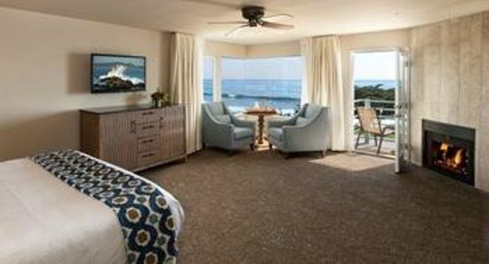 Cambria Landing Inn & Suites: Ocean View Suite