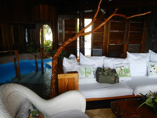 Ladera Resort : 2 BR villa