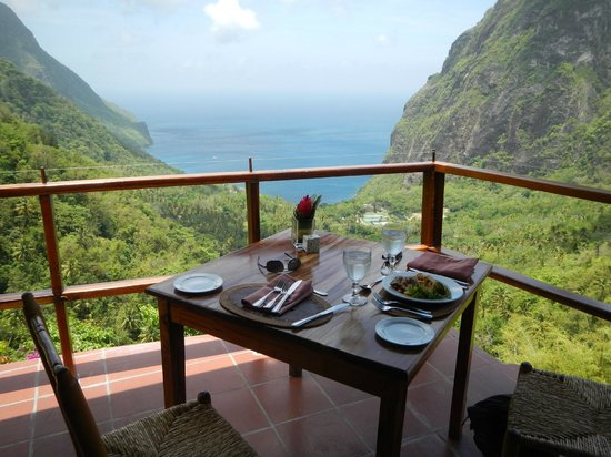 Ladera Resort: Perfect view