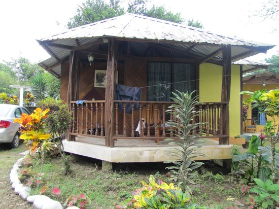 La Isla Hosteria: Our Cabin