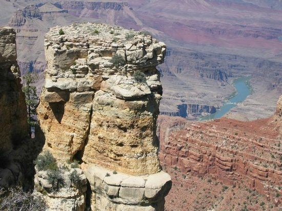 Redstone Tours: Grand Canyon - Colorado River