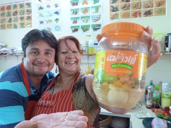 Thai Cooking Classes : in Sonja's Kitchen