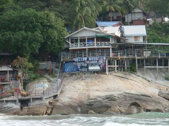 Haad Yuan Beach: eden and gays bar it'sbrilliant:)