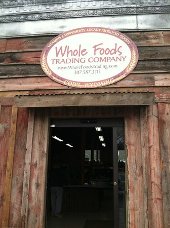 Whole Foods Trading : High recommend!