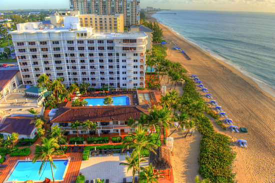 Photo of Beachcomber Resort and Villas Pompano Beach