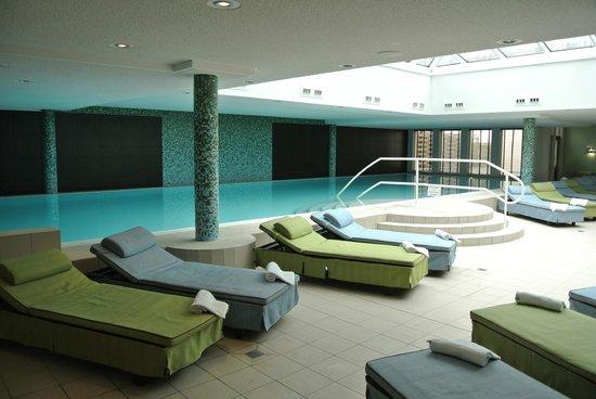 Das Ahlbeck Hotel & Spa : Poolbereich